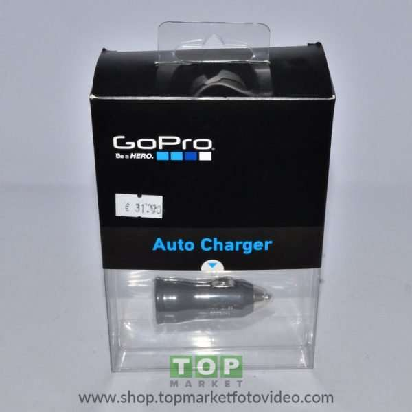 GOPRO ACARC001 150037 AUTO CHARGER