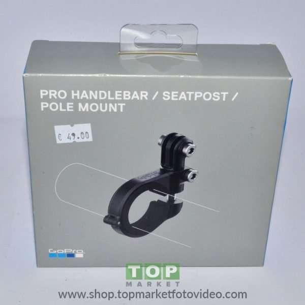 GOPRO AMHSM-001 150148 PRO HANDLEBAR / SEATPOST / POLE MOUNT
