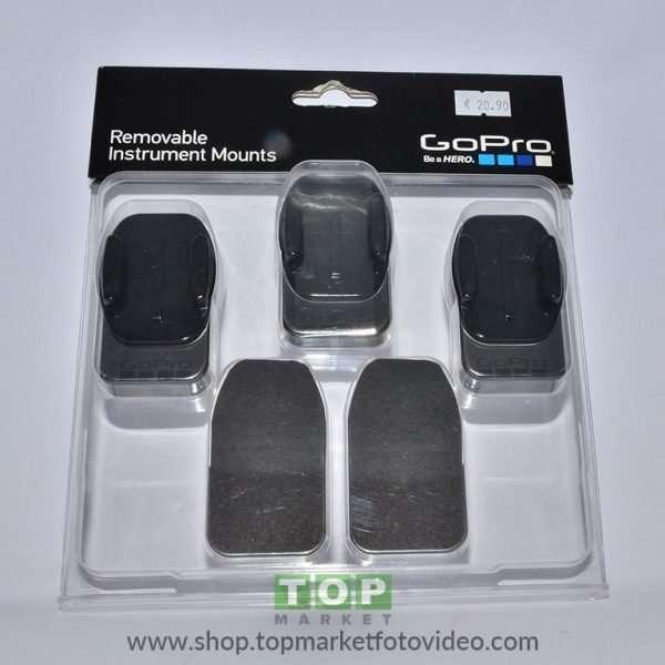 GOPRO AMRAD001 150113 REMOVABLE INSTRUMENTS MOUNTS