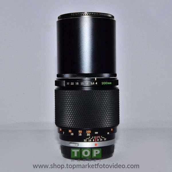 Olympus Obiettivo 200mm f/4