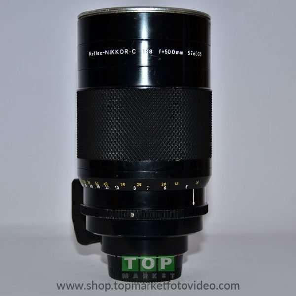Nikon Obiettivo C 500 f/8 Catadiottrico