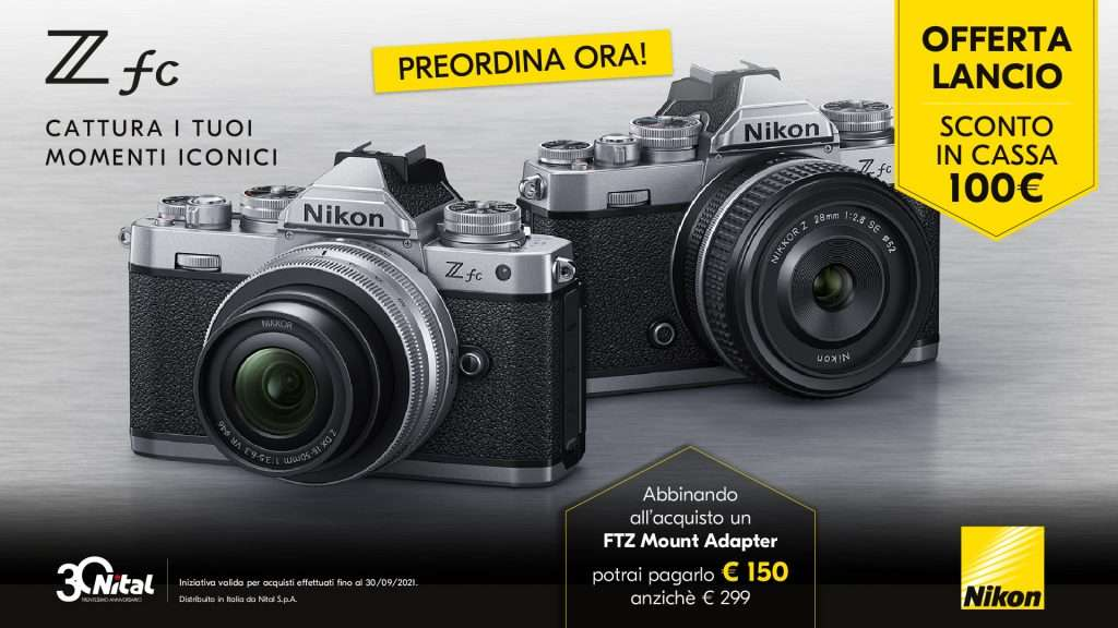 Banner Nikon Z fc