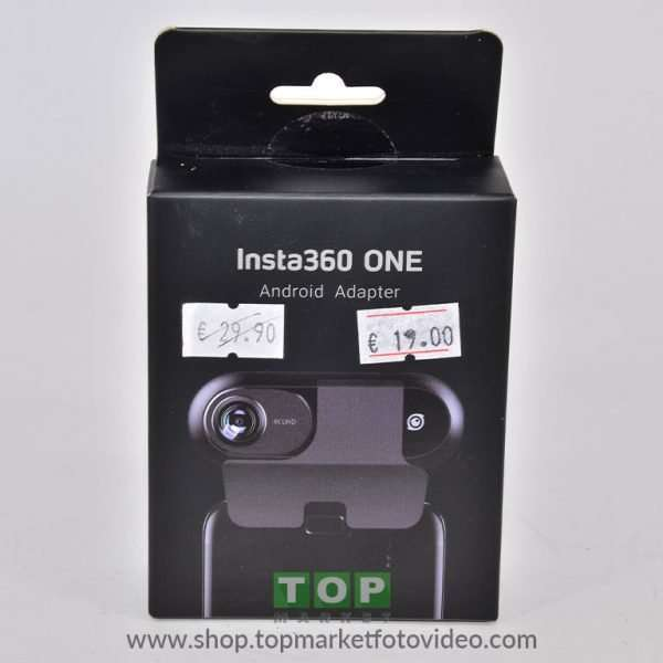 Insta360 One Adattatore per Android