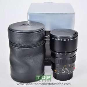 Leica Leitz Obiettivo APO Summicron-M 90mm f/2